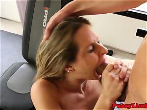 pornographic star Rachel Roxxx rode rough