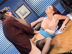 insatiable office antics with Monique Alexander