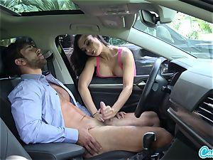 CamSoda - milf pornographic star tugs