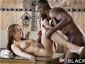 BLACKED scorching Model Taylor Sands Takes bbc