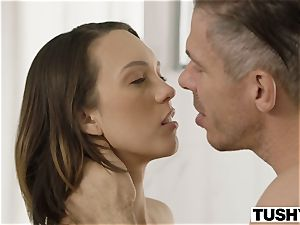 TUSHY wifey Gapes For Her bro In Law