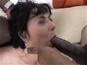 cuckold training Wathcing wife have first interracial
