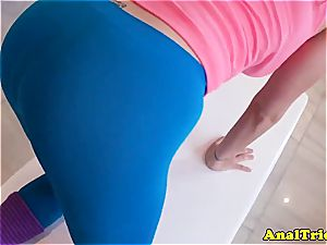 assfuck after yoga