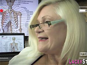 Mature lesbo physician