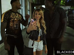 BLACKEDRAW girlfriend Takes Her Open Relationship Too Far With two BBCs