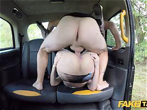 faux cab brit blondie bombshell Amber Jayne