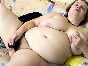 OldNanny Fatty grannies draining