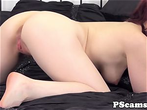 Livechat hotty Jessica Ryan pussyfucked