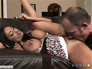 milky dude smashes chesty milf Indian lady Priya Rai