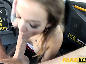 faux cab petite Kylie Nymphette gash plowed