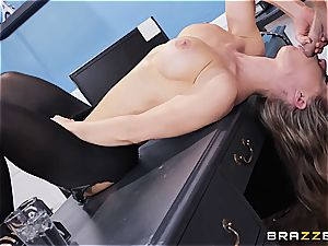 Nicole Aniston is the perfect ultra-kinky secretary in an office romping episode
