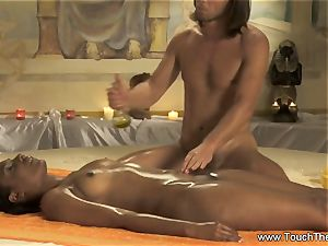 individual relaxing massage For nymph