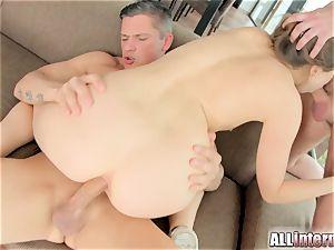 AllInternal dual foray cum-shots for cum greedy