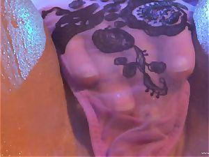 hotty Julia Ann likes torturing Lisa Ann's wet fuck-hole