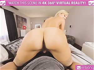 VRBangers.com-MILF is inserting a vibro in her vagina